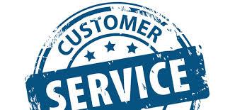 Customer Service Stamp