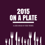 2015 on a plate - a look ahead at food trends