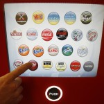 CocaCola freestyle machine