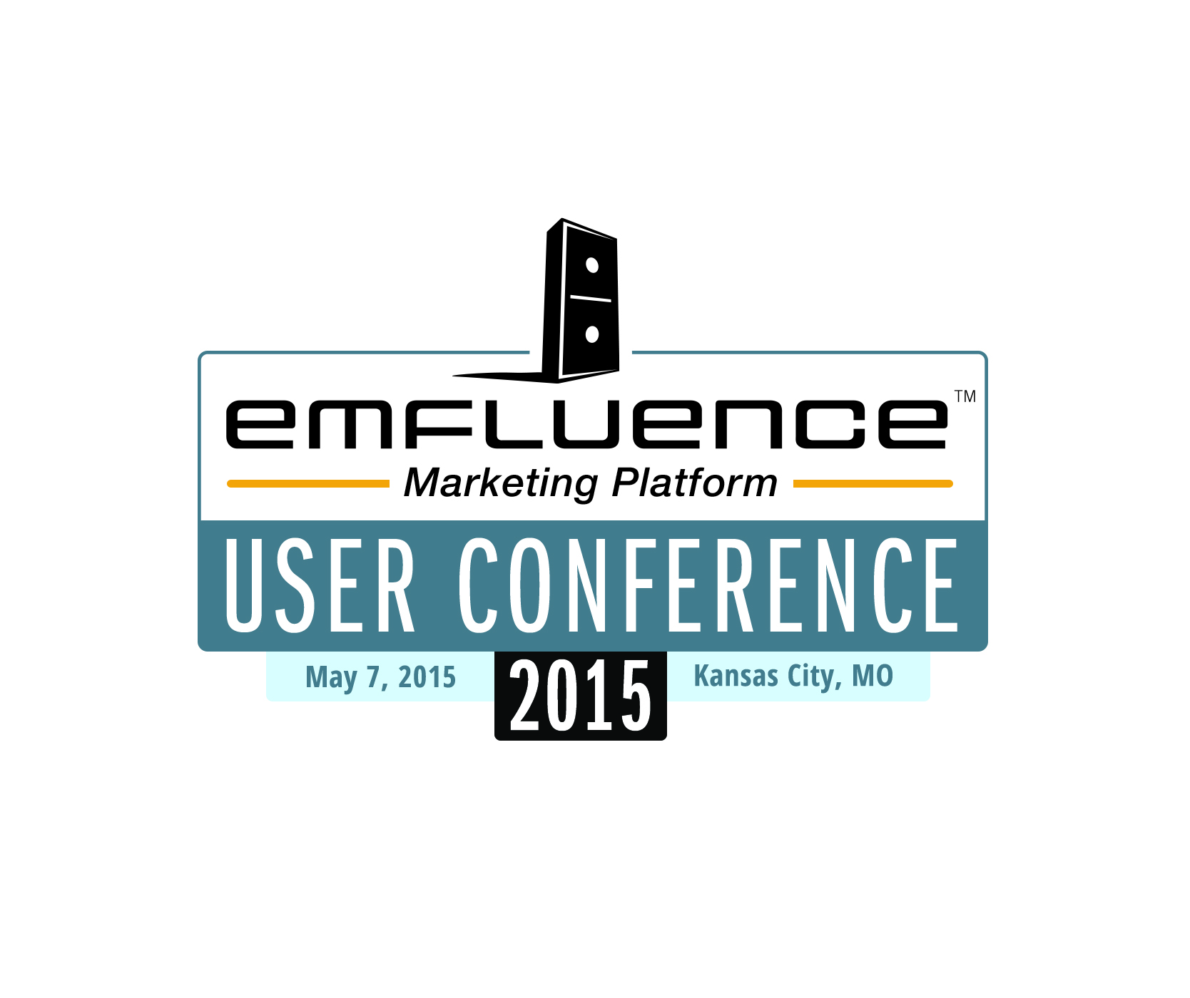 Graphic from Emfluence marketing platform user conference May 7, 2015 Kansas City MO.