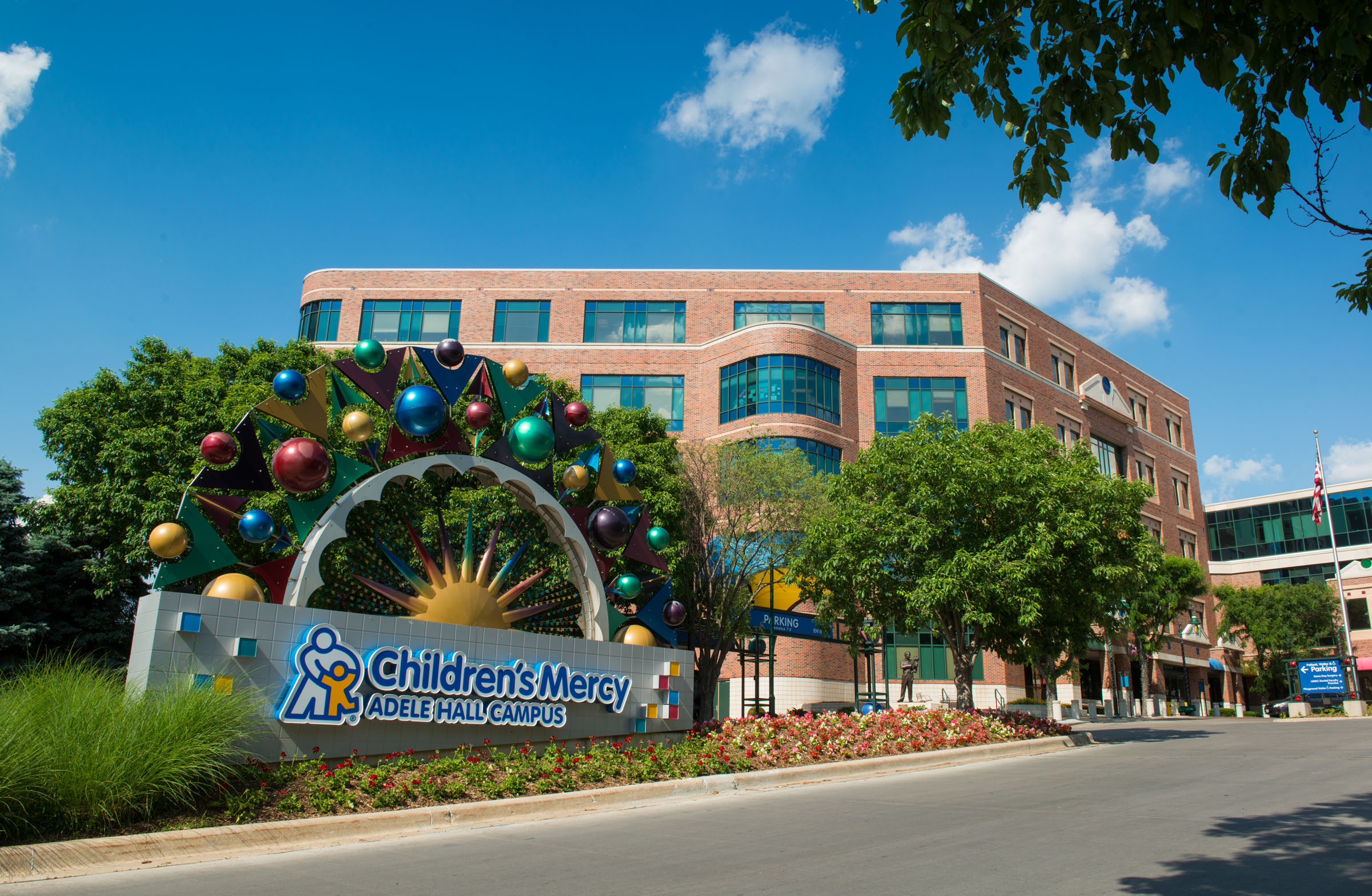 photo of Children's Mercy Adele Hall campus