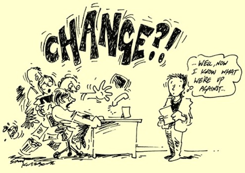 Change cartoon image