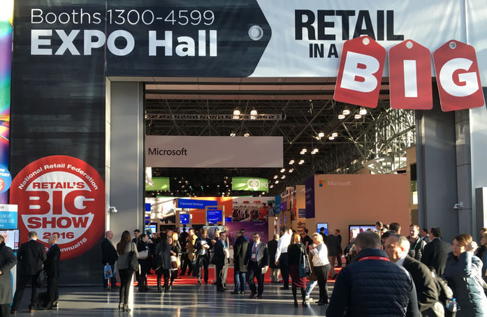 National Retail Federation - Retail's Big Show 2016