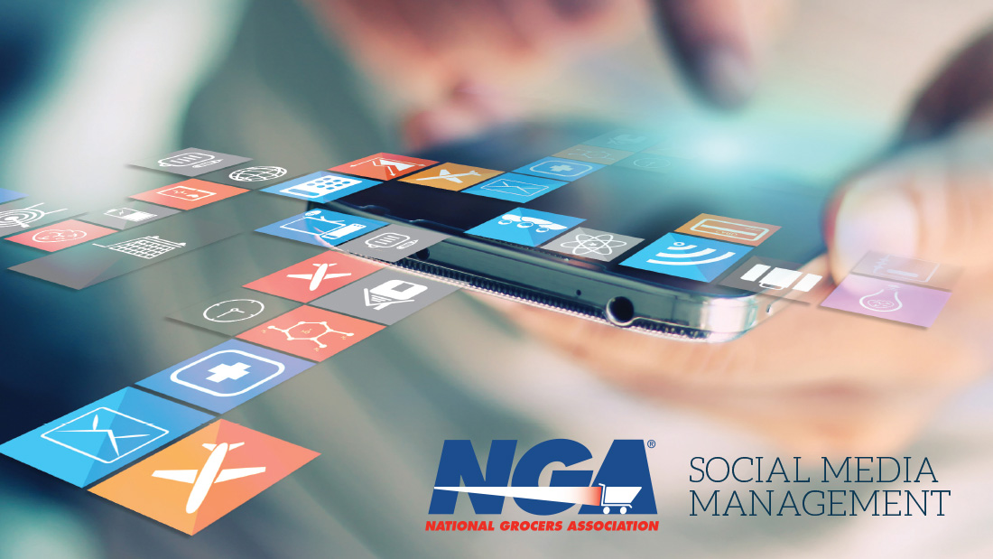 NGA Social Media Management Webinar Header