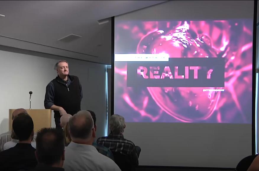 presentation on Reality