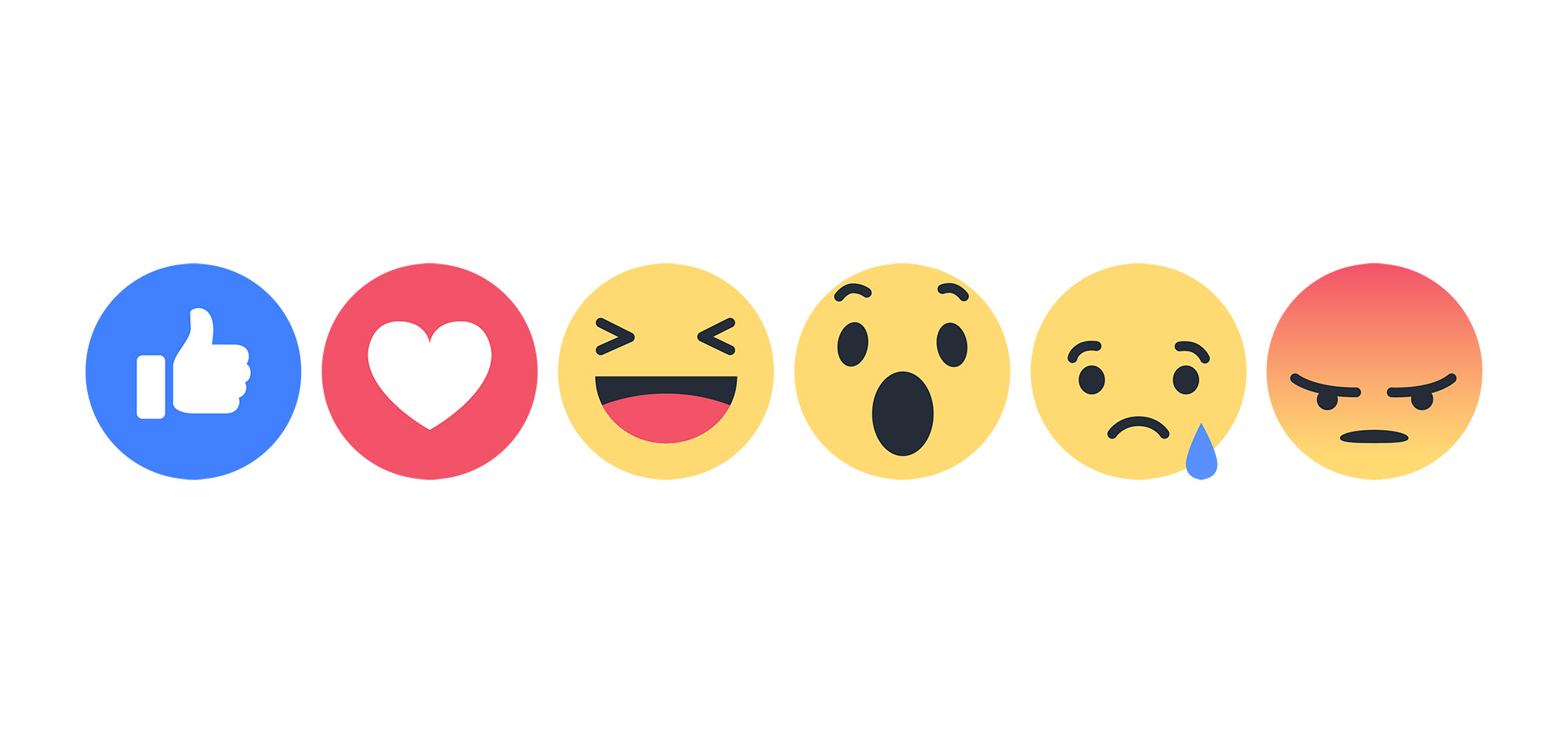 Facebook Reactions