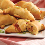 BBQ Chicken Pockets is the May Recipe of the Month