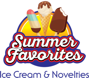 National Ice Cream Month 2018 logo