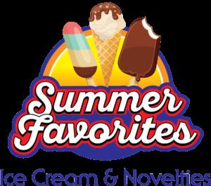 National Ice Cream Month 2018 logo