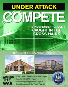 Cover imaage of Compete Magazine – Under Attack
