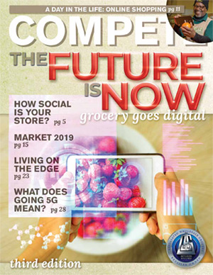 Cover image COMPETE MAGAZINE - THE FUTURE IS NOW