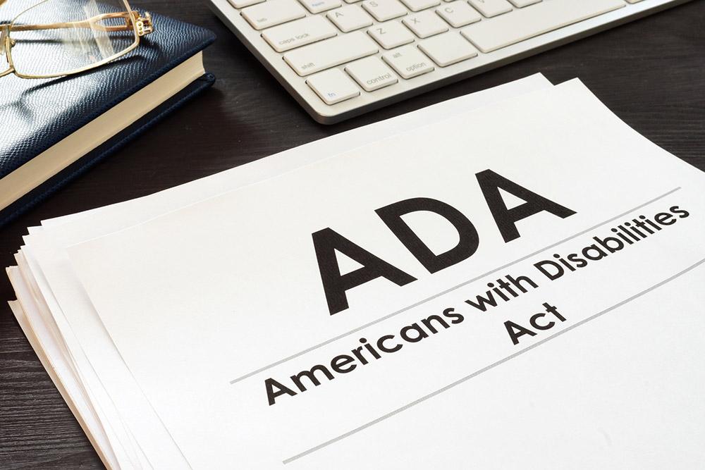 ADA documentation